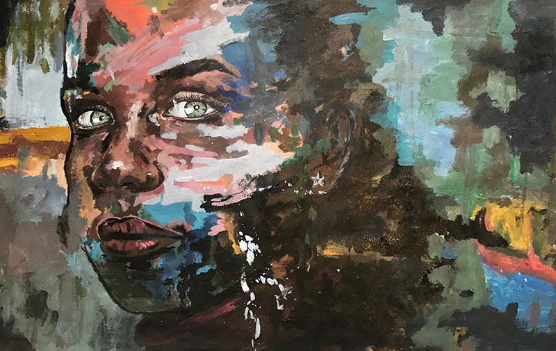 Painting styles acrylic